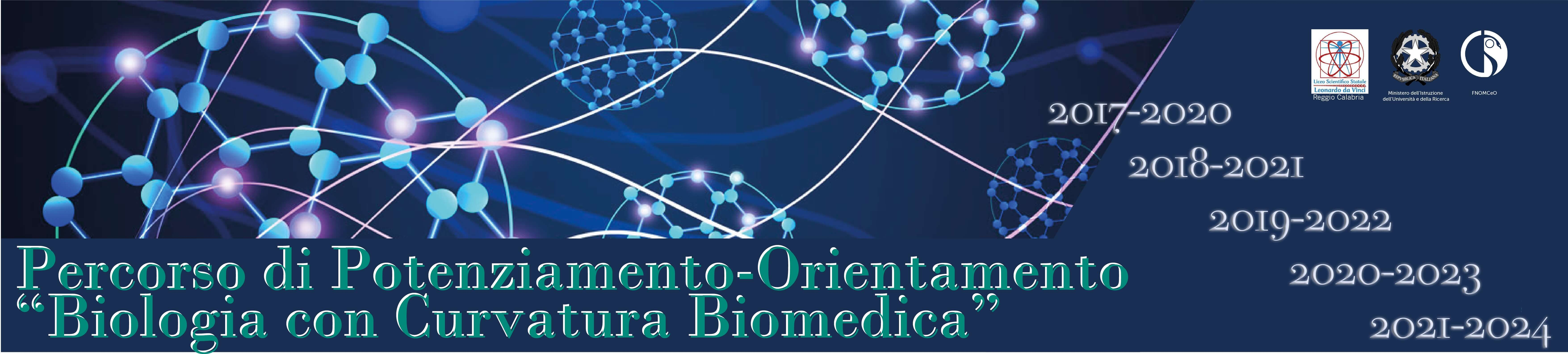 Liceo con curvatura Biomedica